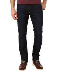 Mavi Jeans - Jake In Rinse Brushed Williamsburg (rinse Brushed Williamsburg) Men's Jeans - Lyst