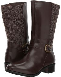 Propet - Tessa (black) Women's Boots - Lyst
