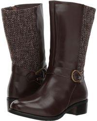 Propet - Tessa (brown) Women's Boots - Lyst