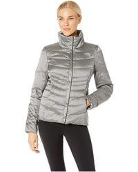 The North Face - Aconcagua Jacket Ii (shiny Mid Grey) Women's Coat - Lyst