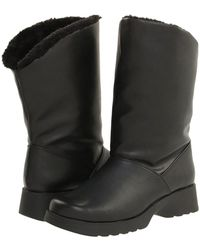 Tundra Boots - Avery (black) Women's Cold Weather Boots - Lyst