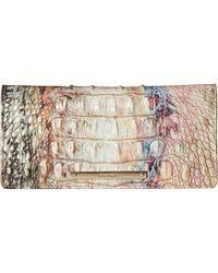 Brahmin - Melbourne Ady Wallet (pecan) Wallet Handbags - Lyst