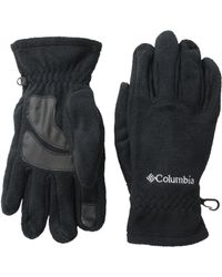 Columbia - Thermaratortm Glove (black) Extreme Cold Weather Gloves - Lyst