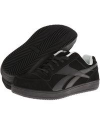 Reebok - Soyay (black) Men's Work Boots - Lyst