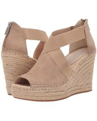 Kenneth Cole - Olivia Stretch 2 (almond Suede) Women's Shoes - Lyst