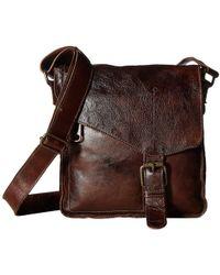 Bed Stu - Venice Beach (teak Lux) Cross Body Handbags - Lyst