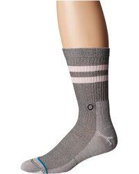 Stance - Joven (pink) Men's Crew Cut Socks Shoes - Lyst