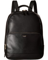 Knomo - Mayfair Luxe Mini Mount Backpack (burgundy) Backpack Bags - Lyst