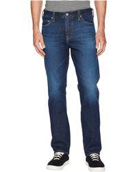 AG Jeans - Everett Slim Straight Leg In 5 Years Lost Coast - Lyst