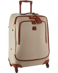 Bric's - Firenze - 26 Light Spinner (cream) Luggage - Lyst