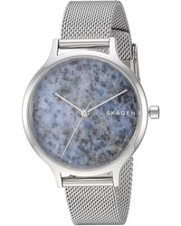 Skagen - Anita - Skw2718 (silver) Watches - Lyst