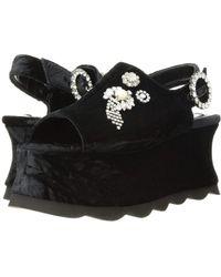 McQ - Cecily Sandal (black) Women's Sandals - Lyst