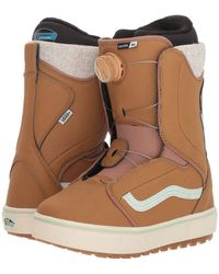 526390339967a4 Vans - Encoretm Og  18 (tan teal) Women s Snow Shoes - Lyst
