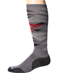 d2c4e7d8912 Lyst - Smartwool Phd Ski Light Elite (black) Men s Knee High Socks ...
