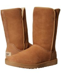 UGG - Michelle Suede Ankle Boots - Lyst