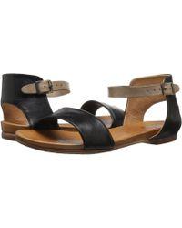 Miz Mooz - Alanis (pewter) Women's Sandals - Lyst