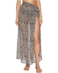 Tommy Bahama - Cat's Meow Side-tie Sarong Cover-up - Lyst