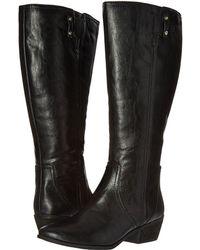 Dr. Scholls - Brilliance Wide Calf (black) Women's Boots - Lyst