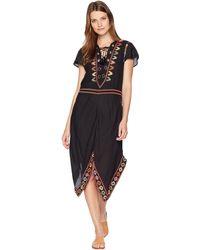 Double D Ranchwear - El Farol Dress (black) Women's Dress - Lyst