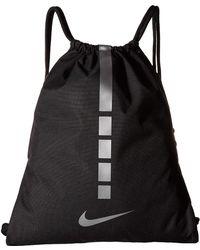 Nike - Hoops Elite Gymsack - 2.0 (university Red black metallic Cool Grey c94325b083305