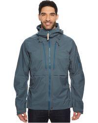 Fjallraven - Keb Eco-shell Jacket (dusk) Men's Coat - Lyst