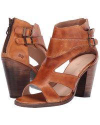3aaa74f18d05 Bed Stu - Ida (mustard Rustic) Women s Shoes - Lyst
