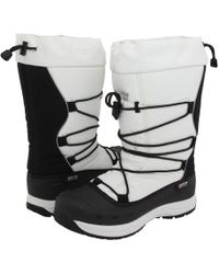 Baffin - Snogoose (black) Women's Cold Weather Boots - Lyst