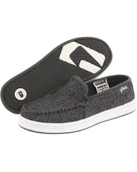 Globe - Castro (black/charcoal) Men's Skate Shoes - Lyst