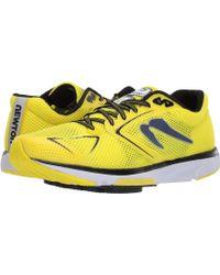 5f5d236155d7e3 Newton Running - Distance S 8 (yellow black) Men s Running Shoes - Lyst