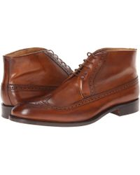 Massimo Matteo - 5-eye Chukka Wing (castagna) Men's Lace-up Boots - Lyst