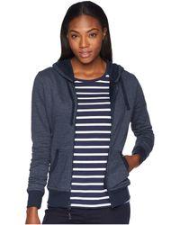Pact - Premium Organic Cotton Hoodie (charcoal Heather) Women's Sweatshirt - Lyst