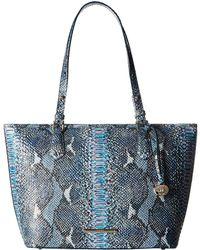 Brahmin - Medium Asher (marine) Handbags - Lyst