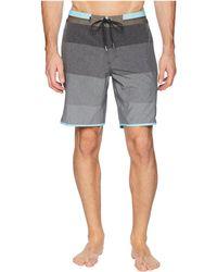 Quiksilver - Vista 19 Beachshorts (falcon) Men's Swimwear - Lyst