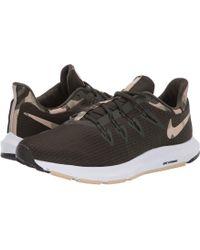 fa6f1caba15a Nike - Quest Camo (sequoia desert Ore medium Olive) Men s Running Shoes