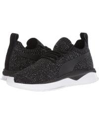 PUMA - Tsugi Apex Evoknit ( Black/aquifer/ White) Men's Shoes - Lyst