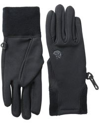 Mountain Hardwear - Power Stretch Glove - Lyst