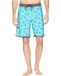 Rip Curl - Mirage Motion Boardshorts (aqua) Men's Swimwear - Lyst
