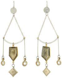 Vanessa Mooney - The Athena Earrings - Lyst