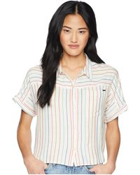 Volcom - Need Now Top (multi) Women's Clothing - Lyst