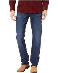 Hudson Jeans - Byron Five-pocket Straight Zip Fly In Gridley (gridley) Men's Jeans - Lyst