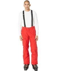 Spyder - Sentinel Regular Pants (black/black) Men's Outerwear - Lyst