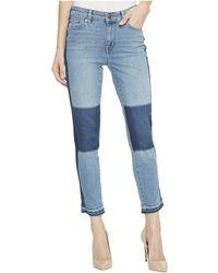 Lauren by Ralph Lauren - Premier Straight Crop Jeans - Lyst