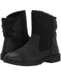 UGG - Naiyah (black 1) Women's Boots - Lyst