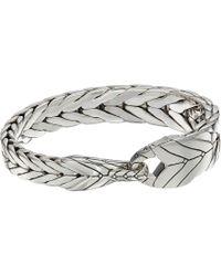 John Hardy - Modern Chain Bracelet (silver) Bracelet - Lyst