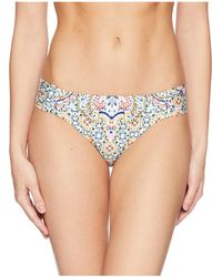 Kenneth Cole - Rosey Tile Sash Tab Hipster Bottom - Lyst