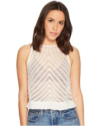 Free People - She's A Doll Tank Top - Lyst