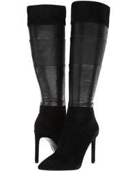 Nine West - Toprank (black Suede) Women's Shoes - Lyst