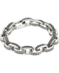 John Hardy - Classic Chain Jawan Link Bracelet (silver) Bracelet - Lyst