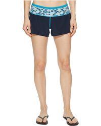 Smartwool - Phd(r) Printed Shorts (black) Women's Shorts - Lyst