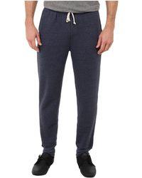 Alternative Apparel - Dodgeball Eco Fleece Pants (eco Grey) Men's Casual Pants - Lyst